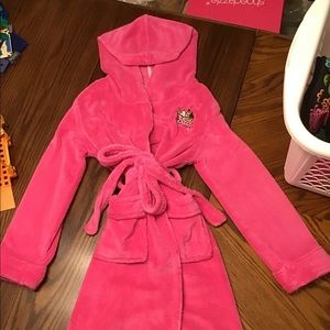 Scoop's Girl's Robe Size Youth L